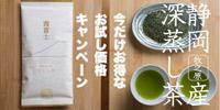 ハラダ製茶【源宗園】静岡の本場深蒸し茶【茜富士】お試しキャンペーン
