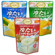 【SSKセールス】キャンペーン告知をして当てよう!冷たいスープ3個セット40名様