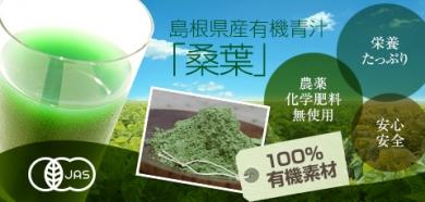島根県産桑の葉青汁
