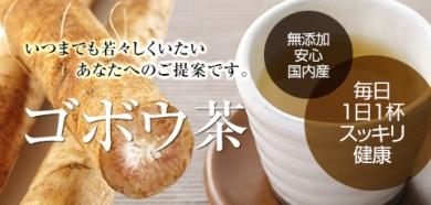 ゴボウ茶 ごぼう茶 ごぼう 食物繊維 サポニン 国内産