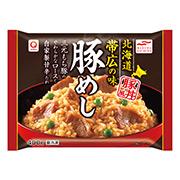 マルハニチロ株式会社の取り扱い商品「北海道帯広の味 豚めし」の画像
