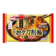 マルハニチロ株式会社の取り扱い商品「マルハニチロ「汁なし担々刀削麺」2個」の画像