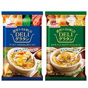 マルハニチロ株式会社の取り扱い商品「「濃厚ソースを楽しむDELIグラタン」シリーズ2品セット」の画像