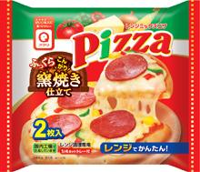 【アクリフーズ】レンジミックスピザ 2枚入り