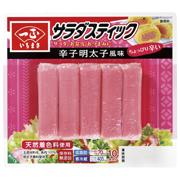 一正蒲鉾株式会社の取り扱い商品「サラダスティック辛子明太子風味」の画像