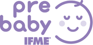 『 IFME pre baby 』のロゴ