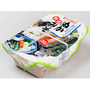 東海漬物株式会社の取り扱い商品「熟成ぬかみそ 2.2kg タッパー (1.8kg+補充用400g)」の画像
