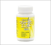 脂溶性ビタミンCサプリ ウルトラCエスター