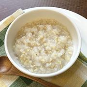 株式会社玄米酵素の取り扱い商品「スープで食べる玄米おかゆ 3食分」の画像