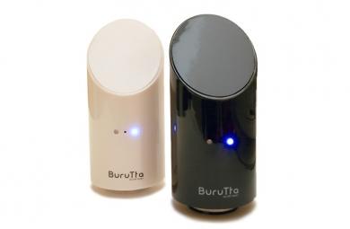 防水&持ち運べる振動スピーカー「BuruTta(ブリュッタ)」