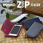 【5名様】ROUND ZIP CASE モニター募集!