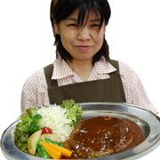 【小豆島お肉の山下屋】大魔王でかっハンバーグ生<510g>ソース付
