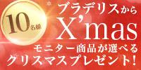 【クリスマス企画】!過去イベント10アイテムからお好きな商品1つをプレゼント!