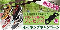 【期間限定】トレッキングキャンペーン!