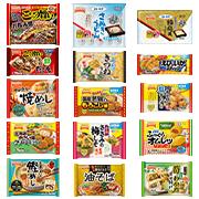 テーブルマーク株式会社の取り扱い商品「テーブルマーク冷凍食品6品」の画像