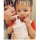【親子写真を大募集♪】ママも赤ちゃんも仲良く使える乳液☆/モニター・サンプル企画