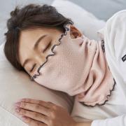 「【寝る時はシルク保湿マスク】寝ている間もお肌やのどの乾燥を撃退!!」の画像、株式会社ミッシーリストのモニター・サンプル企画