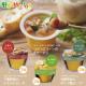 イベント「【レンジで簡単!約1分で本格的なあったか野菜スープ】レンジカップスープ(ミネストローネ・ポトフ・コーン)モニター募集」の画像