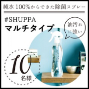 【10名様】二度拭き不要で簡単に汚れが落ちる☆おしゃれなボトルのマルチクリーナー