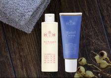 株式会社毛髪クリニックリーブ21の取り扱い商品「頭皮のための贅沢泥パックマリシルクリーム」の画像