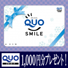 株式会社大日本貿易の取り扱い商品「Quoカード1000円分」の画像