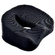 株式会社大日本貿易の取り扱い商品「lucrubun お医者さん監修 腰痛クッション 低反発 クッション」の画像