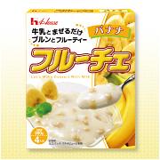 ハウス食品 フルーチェ<バナナ>