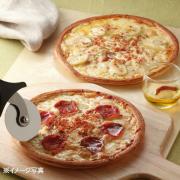 「【昆布漬辛子めんたいのかば田】たらこピザを5名様!」の画像、株式会社かば田食品のモニター・サンプル企画