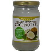 中鎖脂肪酸69.2%、エクーアのエキストラバージンココナッツオイル