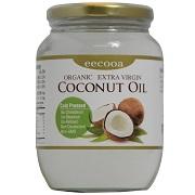 【中鎖脂肪酸69.2%】エクーアのエキストラバージンココナッツオイル500ml