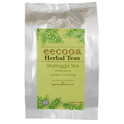 イーグルアイ・インターナショナル株式会社の取り扱い商品「エクーア モリンガ茶 ティーバッグ 21包」の画像