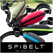 フィット感抜群のウエストバック SPIBELT BASIC(スパイベルト)