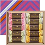株式会社メリーチョコレートカムパニーの取り扱い商品「ミルフィーユ10個入」の画像