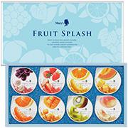 株式会社メリーチョコレートカムパニーの取り扱い商品「フルーツスプラッシュ 8個入」の画像