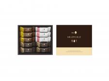 株式会社メリーチョコレートカムパニーの取り扱い商品「ミルフィーユ」の画像