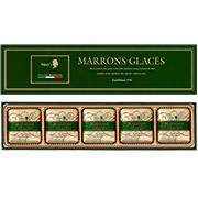 株式会社メリーチョコレートカムパニーの取り扱い商品「マロングラッセ 5個入」の画像
