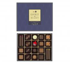 株式会社メリーチョコレートカムパニーの取り扱い商品「エスプリ ド メリー」の画像