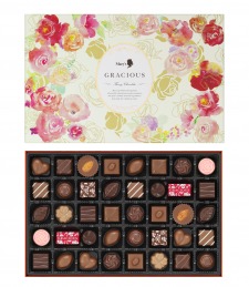 株式会社メリーチョコレートカムパニーの取り扱い商品「グレイシャスファンシーチョコレート」の画像