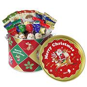株式会社メリーチョコレートカムパニーの取り扱い商品「クリスマスキャニスター」の画像