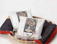 日本の麦の底力の取り扱い商品「全粒粉入り伊勢うどん 2食入り×2袋(堀製麺 )」の画像