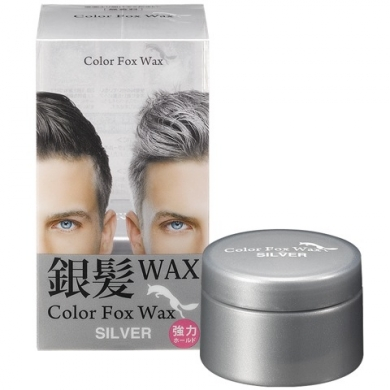 Color Fox Wax(カラーフォックスワックス) 銀髪WAX
