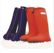 株式会社ホットアルバム炭酸泉タブレットの取り扱い商品「重炭酸足湯ブーツ」の画像
