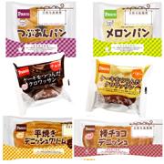 敷島製パン株式会社の取り扱い商品「ロングライフブレッド詰め合わせ」の画像