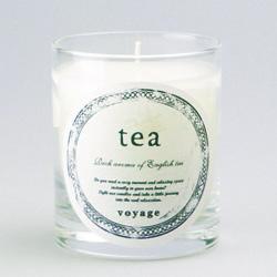 Voyage(ヴォヤージュ)キャンドル_tea