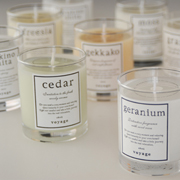【日本製アロマキャンドル】24種から香りを選べる2個セット