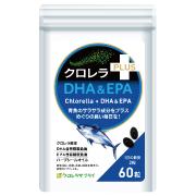 株式会社クロレラサプライの取り扱い商品「クロレラ+DHA&EPA」の画像