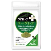 株式会社クロレラサプライの取り扱い商品「クロレラ+ユーグレナ」の画像