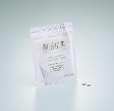 株式会社GEウェルネスの取り扱い商品「腸活の素 トリプルフローラ・タブレット」の画像