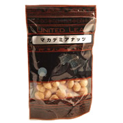 【ユナイテッド リーフ】マカデミアナッツ(薄塩)