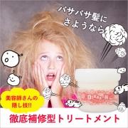 「【現品20名】ビックリドカーントリートメント【美容師さんの隠しアイテム】」の画像、株式会社ハホニコのモニター・サンプル企画